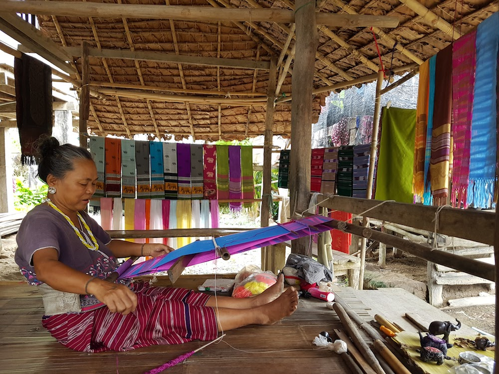 White Karen Artist in Chiang Mai Thailand | Remote Year