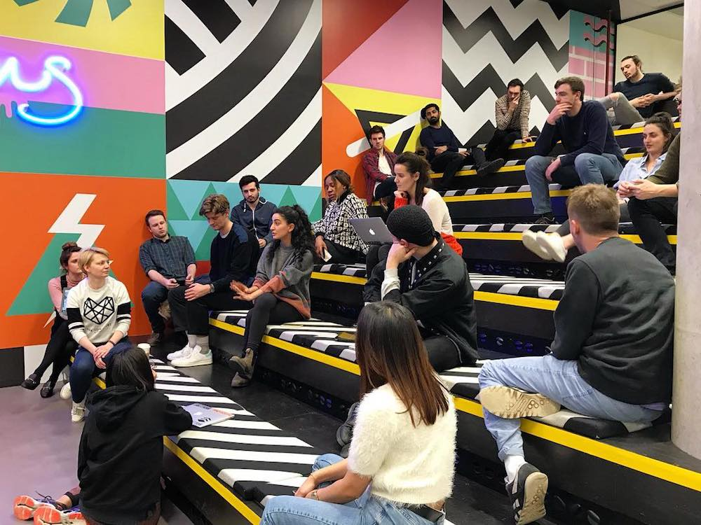 Huckletree Coworking in London, England | Remote Year