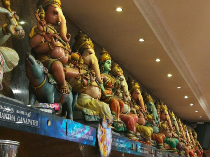 Remote Year Celebrates Diwali in Kuala Lumpur