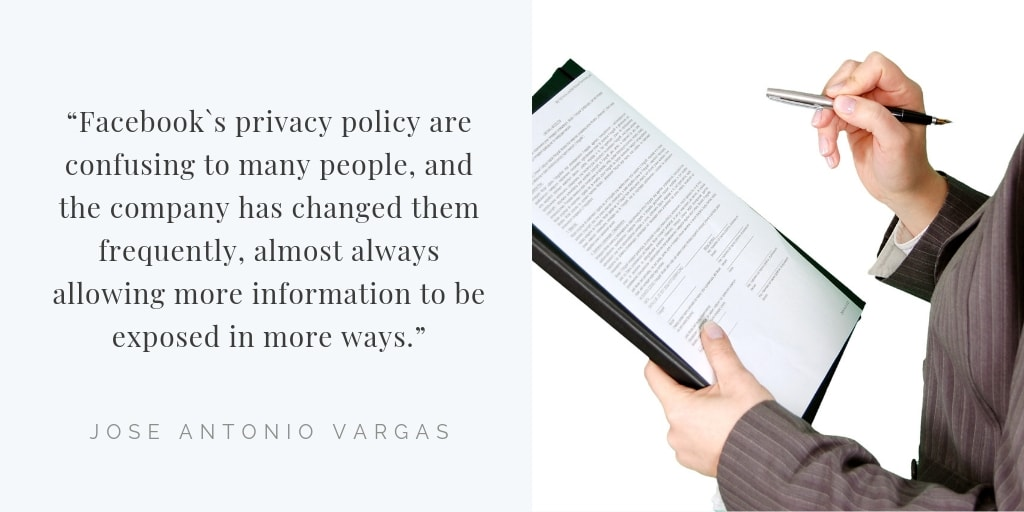 privacy policy review