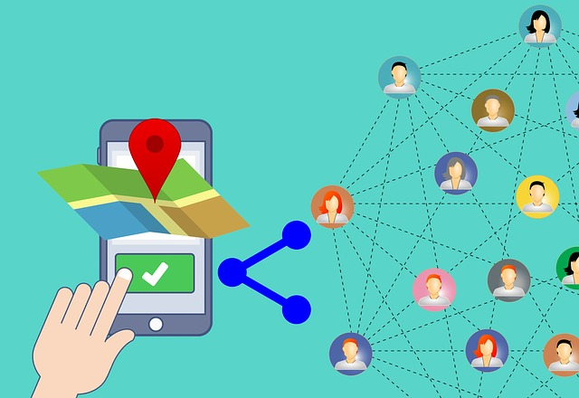 sharing data online