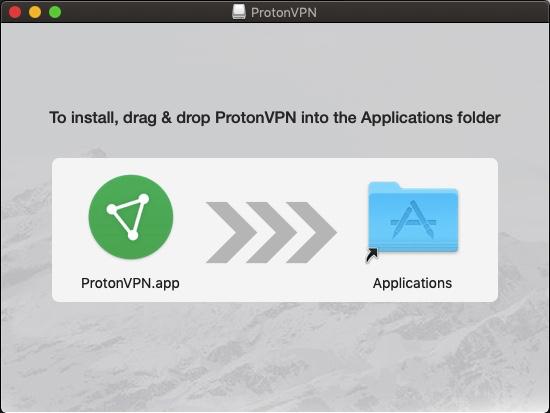 protonvpn file app