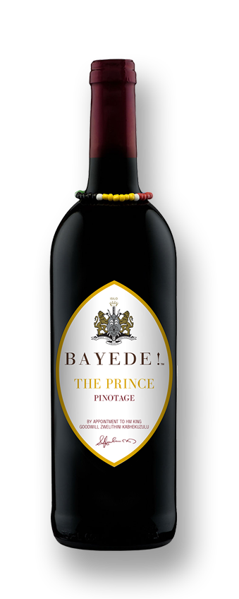 Bayede! The Prince Pinotage
