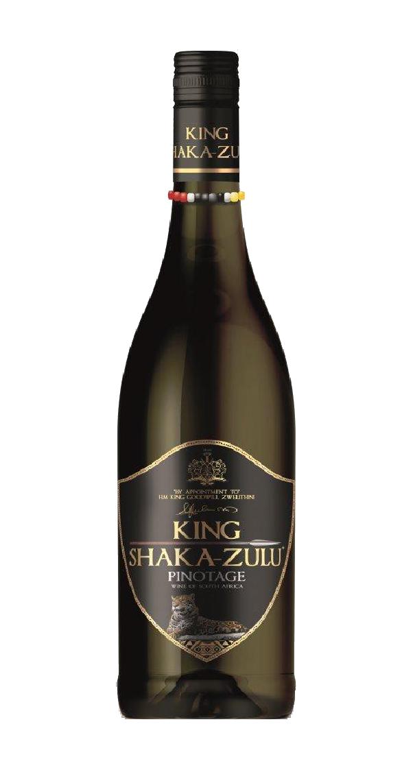Bayede! King Shaka-Zulu Pinotage