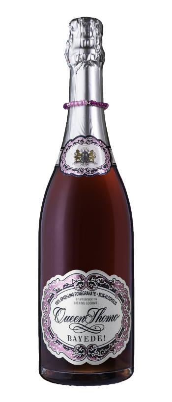 Bayede! Queen Thomo Sparkling Pomegranate