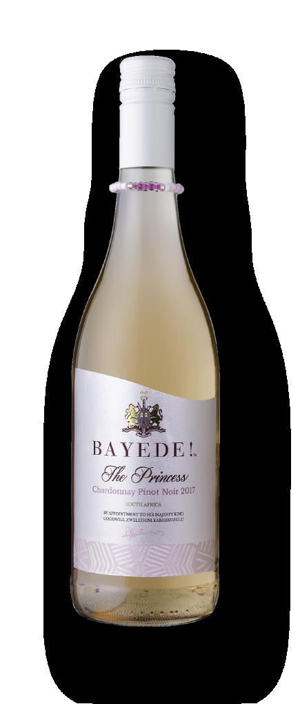 Bayede! Princess Chardonnay Pinor Nior