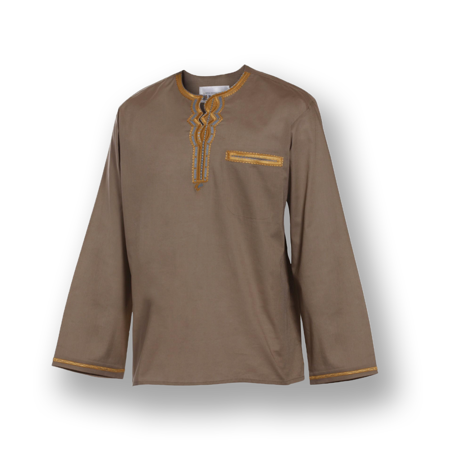 Bayede! Olive Green Long Sleeve Extra Length