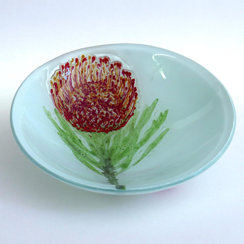 Bayede! Protea Glassbowl