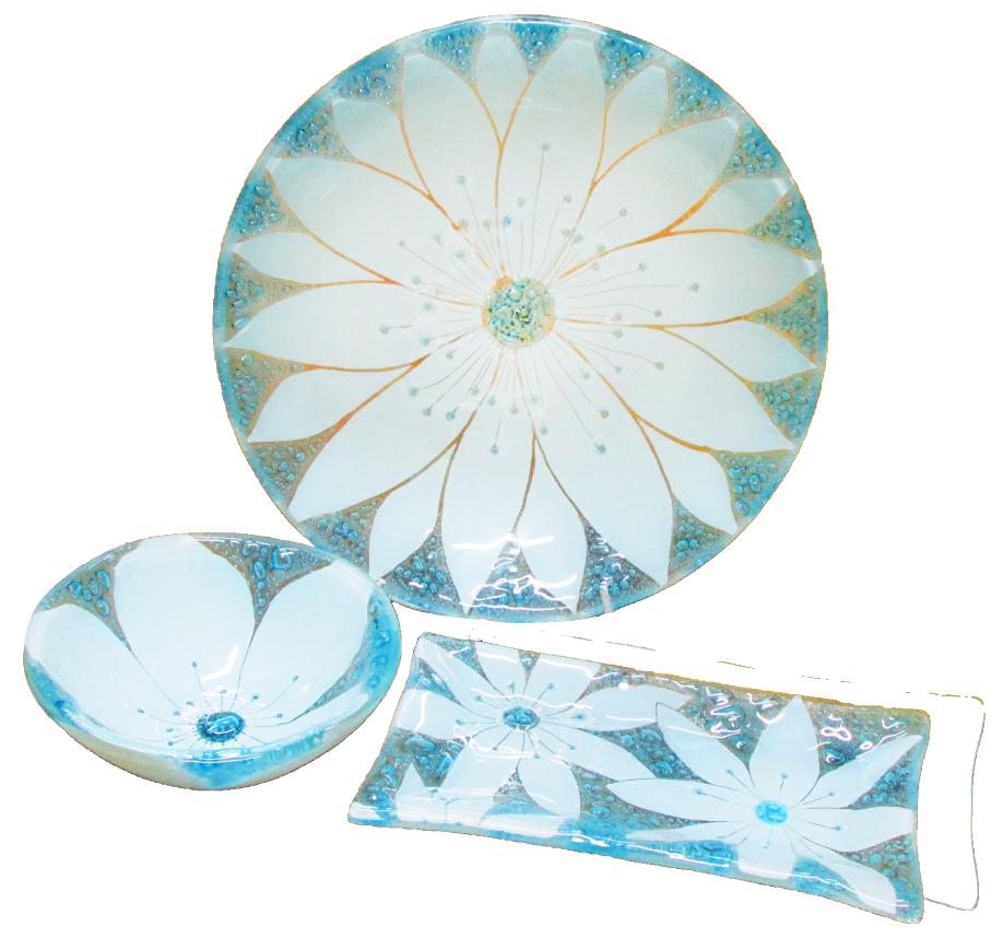 Bayede! Flower Glassbowl Collection