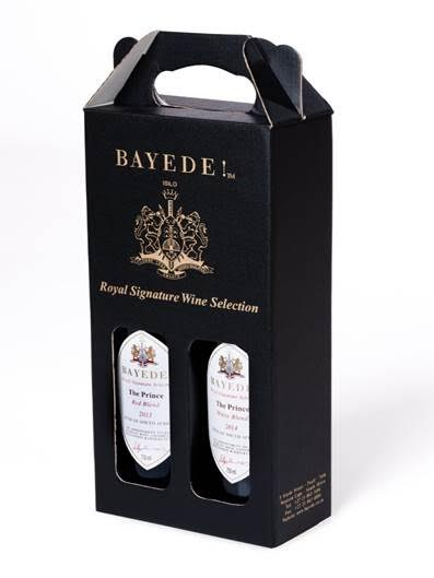 Bayede! Wine Twin Pack