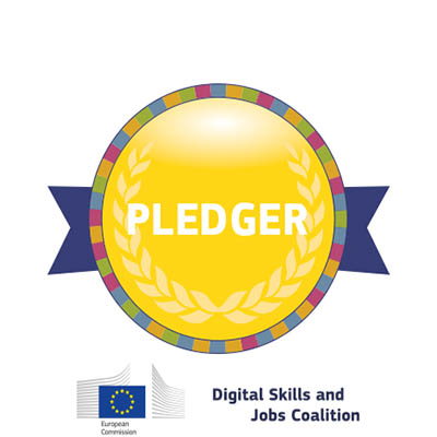 digital skills jobs coalition european union green fox academy pledger