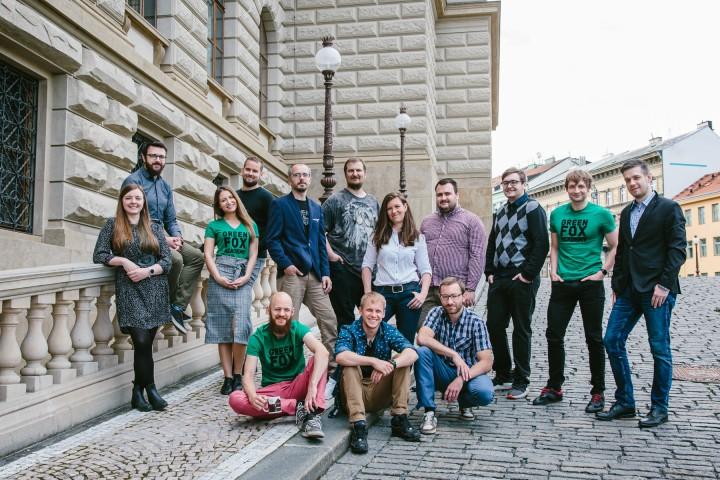 třída junior programátorů green fox academy
