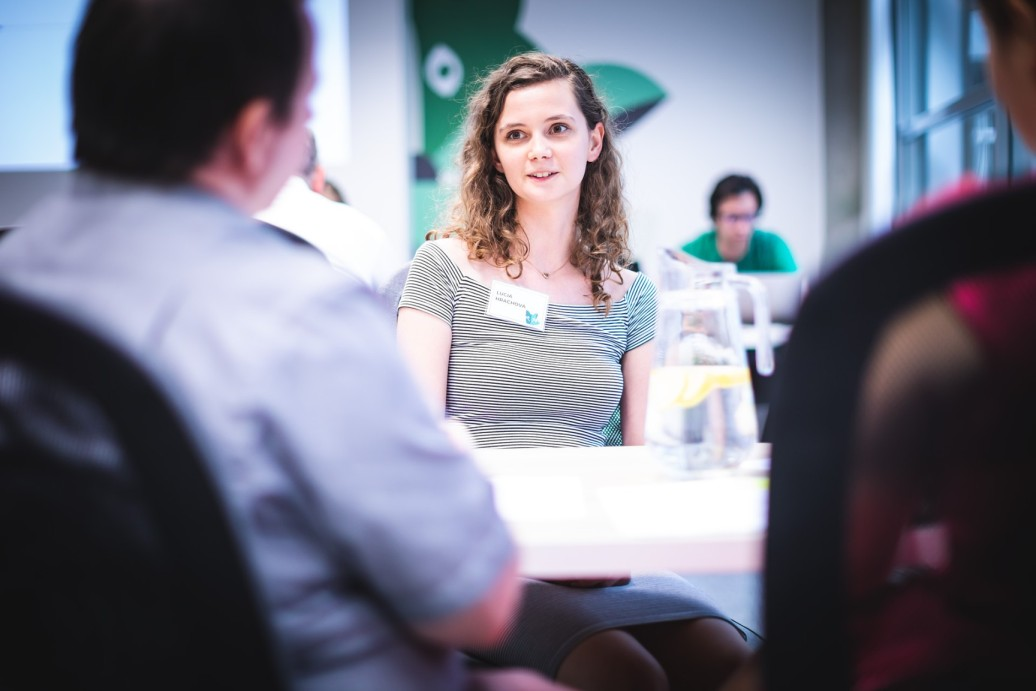 tech talent speed date v green fox academy