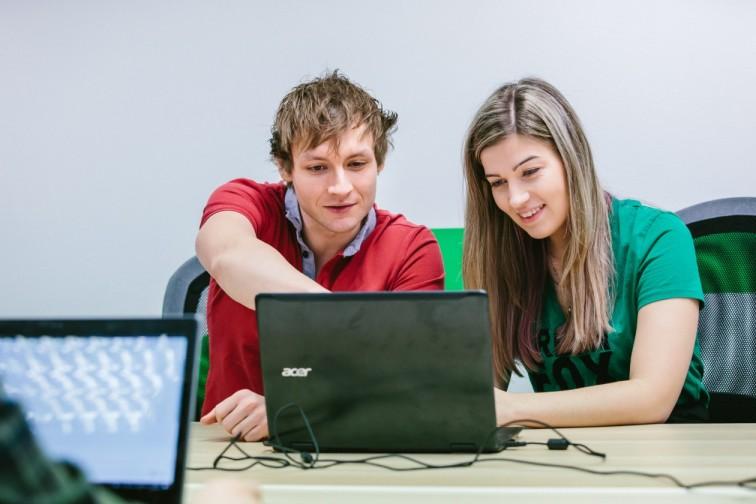 studenti programování green fox academy