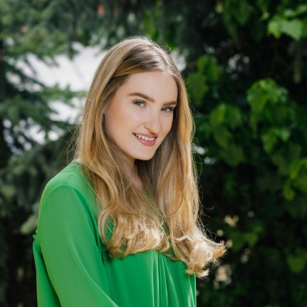 green fox academy Instagram mentorka anna