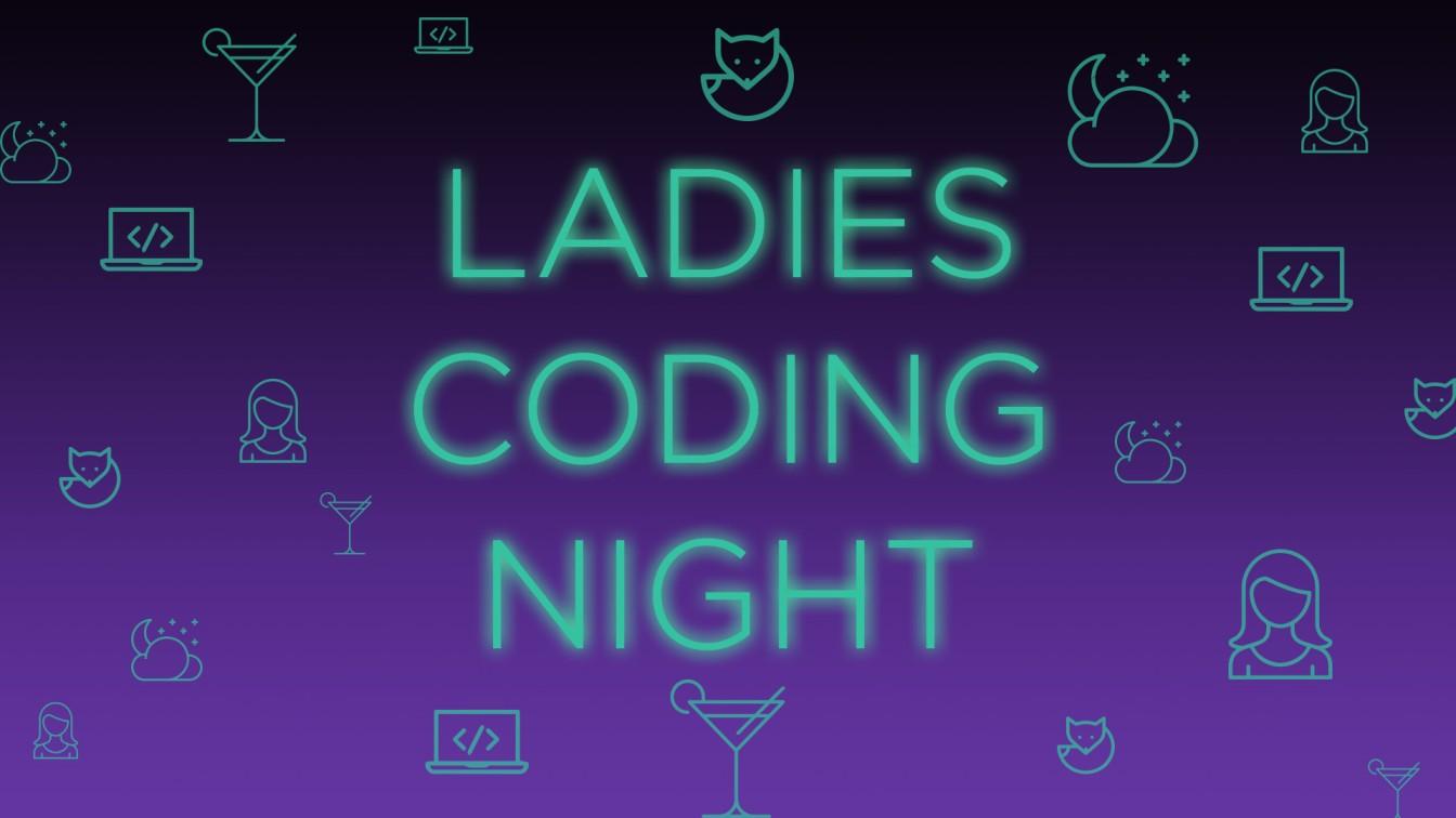 green fox academy ladies coding night