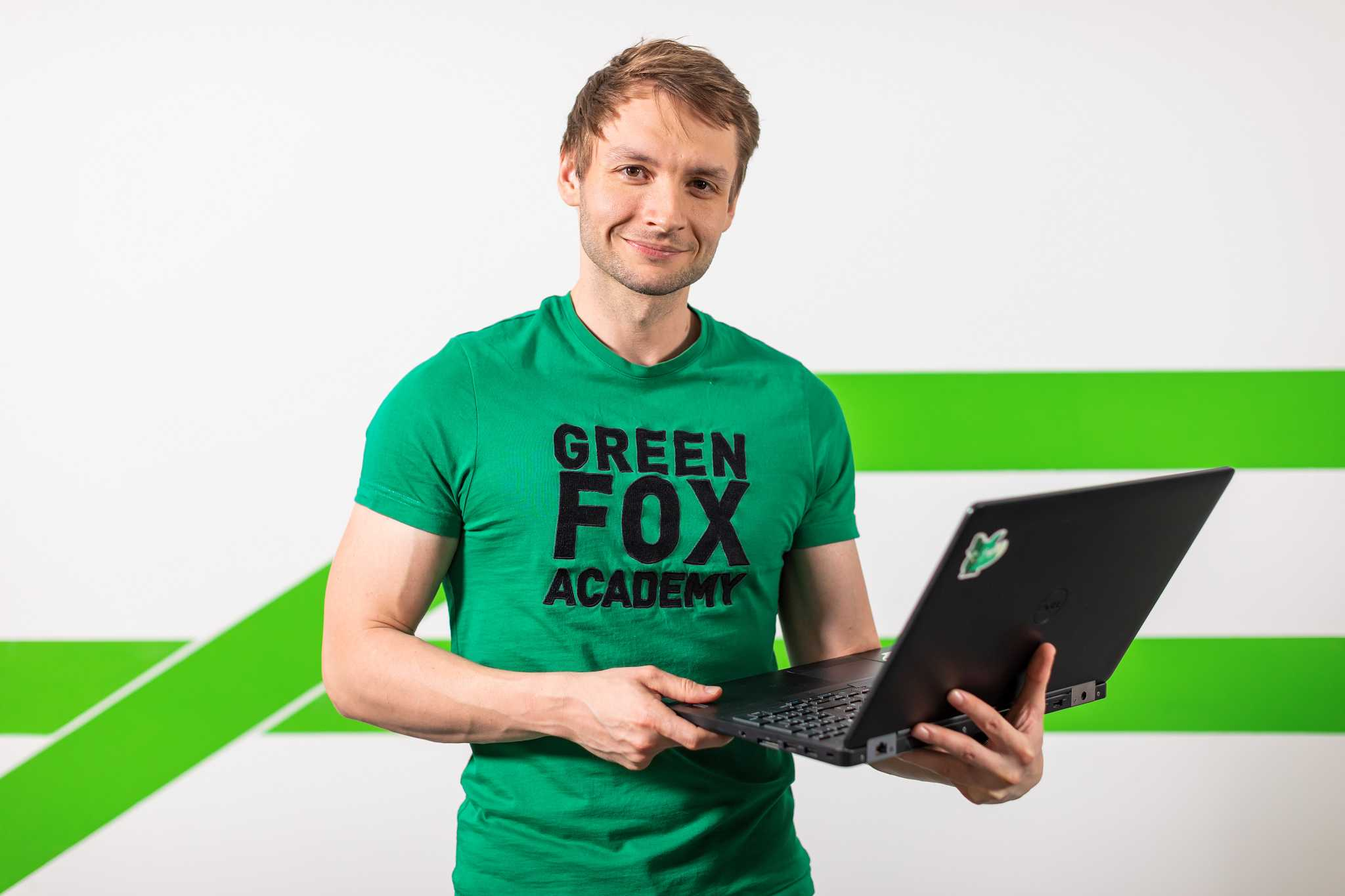 green fox academy mentor lukáš vykydal