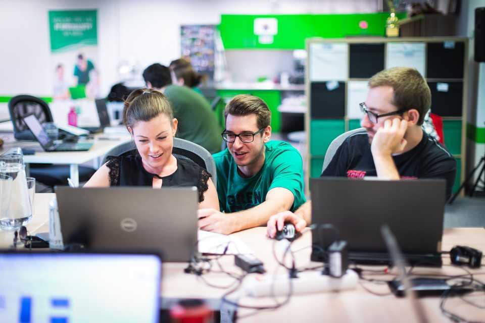 green fox academy výuka programování