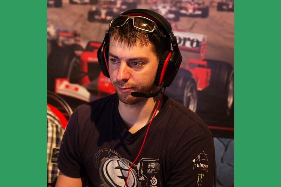 gamer Zdeněk