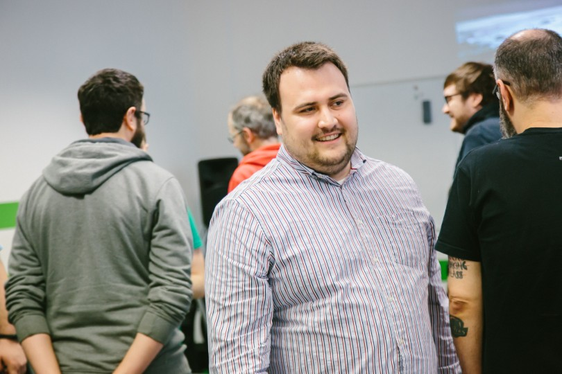 green fox academy ladislav výsmek programátor