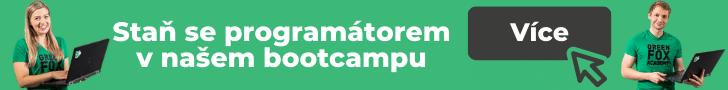 Bootcamp programování od Green Fox Academy