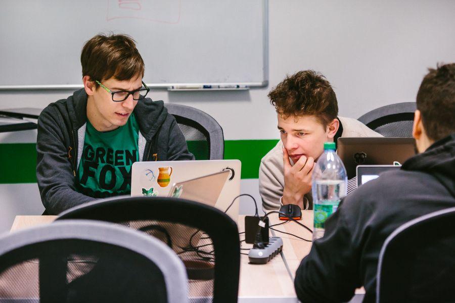 green fox academy daniel programátor