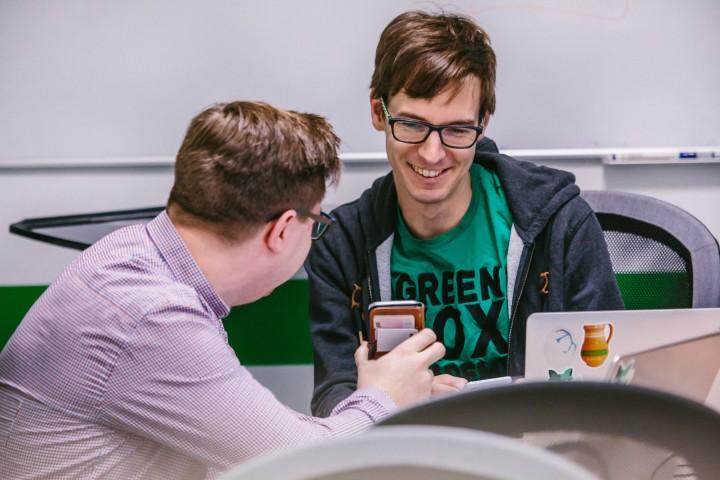 programování s mentorem v green fox academy