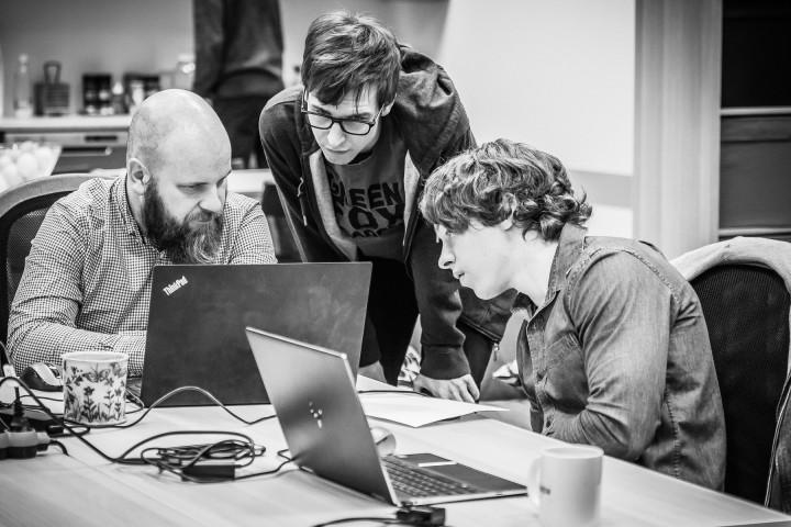 kurz programování v green fox academy