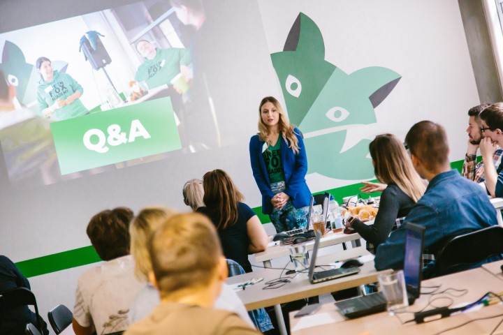 green fox academy psycholožka katarina