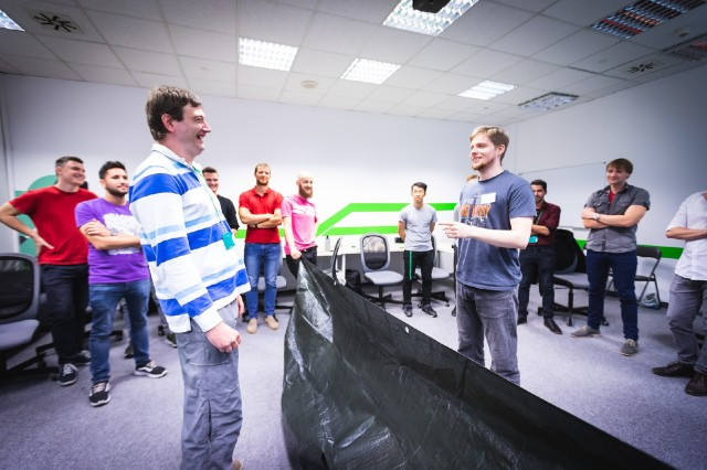 green fox academy student programátor jaroslav