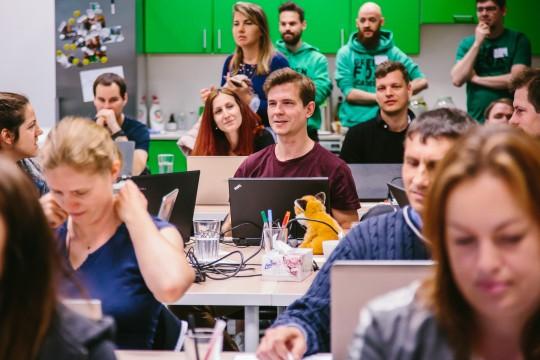green fox academy workshop programování pro veřejnost