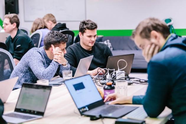 green fox academy studenti programování