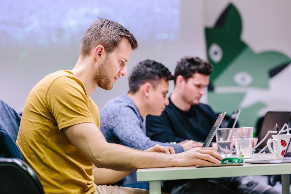 nábor programátorů green fox academy