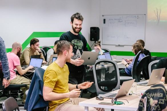 hackathon green fox academy