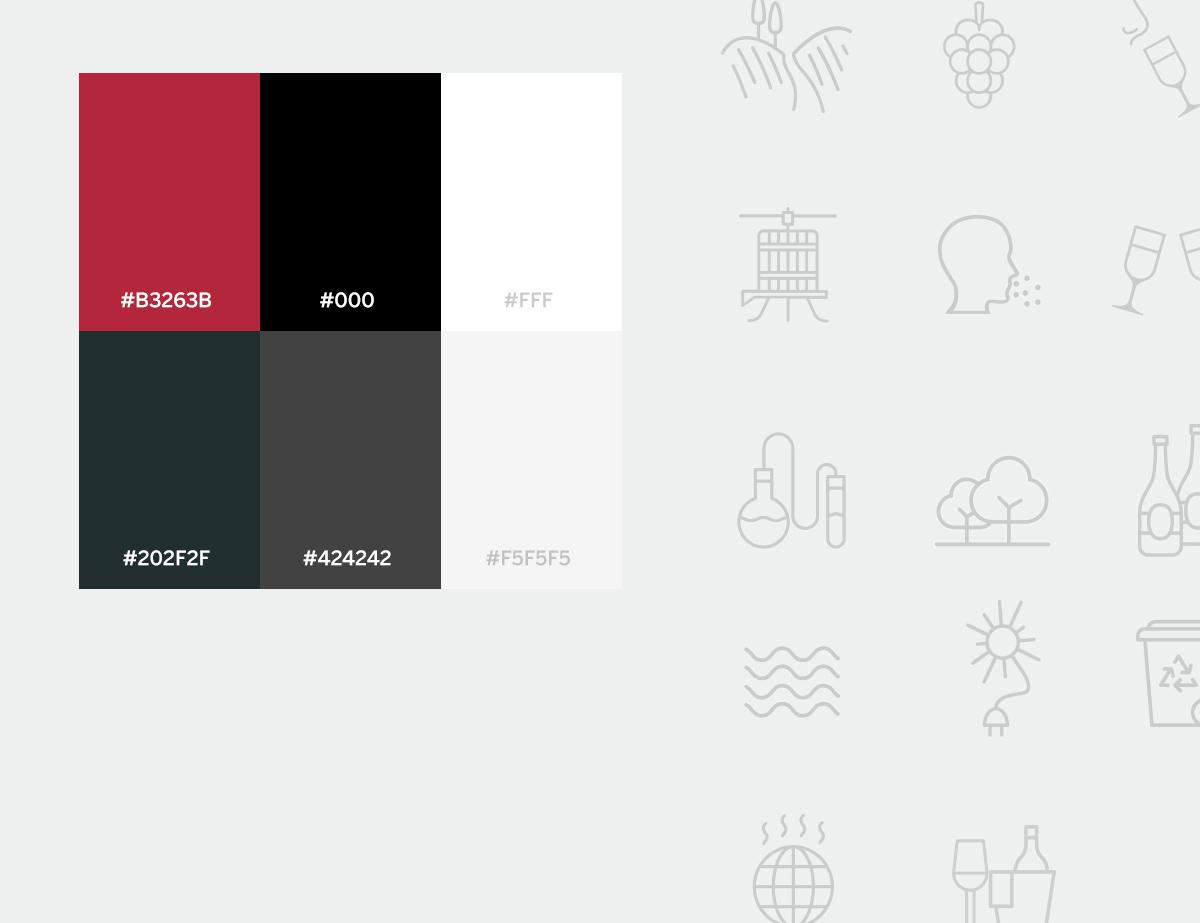 sumarroca iconos y colores