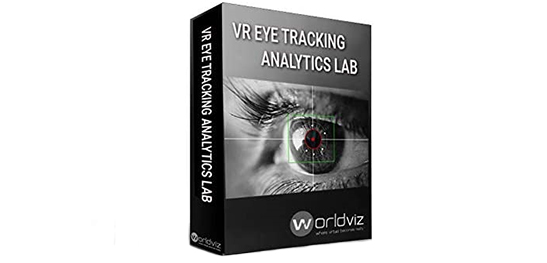 virtual reality software for eyetrax