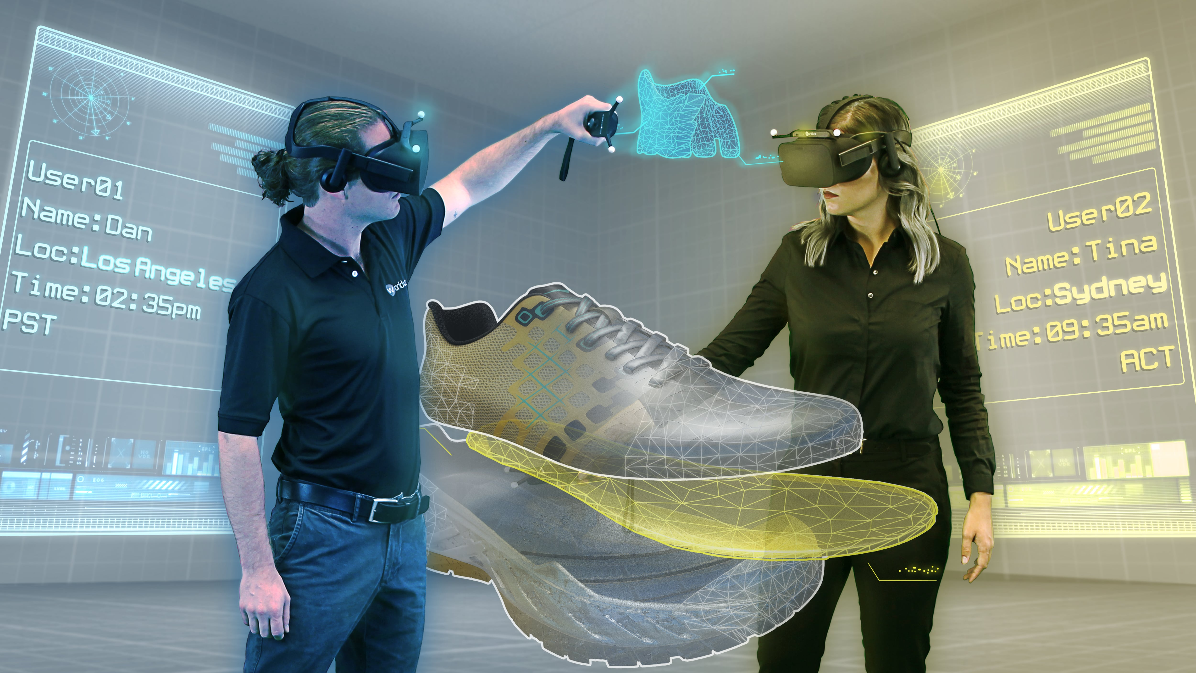 cf28273427d Footwear Company Deckers Uses VR to Reduce Travel and Drive ...