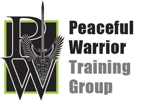 Peaceful Warrior Training Logo