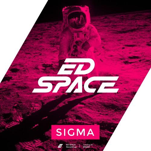 Sigma artwork with photo by NASA