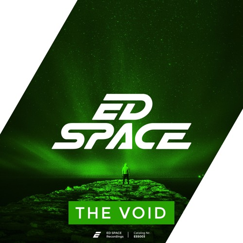 The Void artwork with photo by NASA