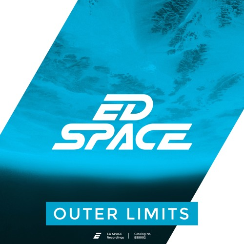 Outer Limits artwork with photo by NASA