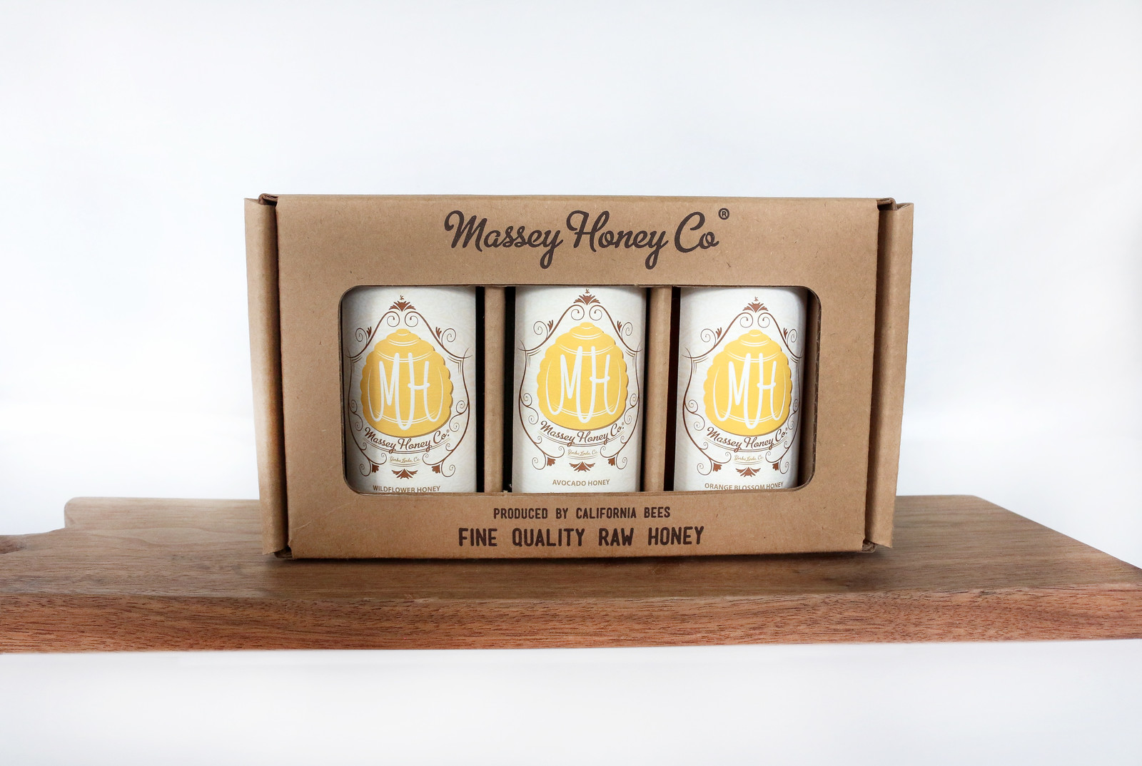 Massey Honey Company Raw Honey