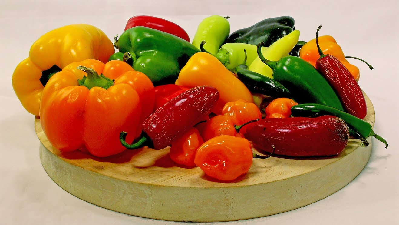 Peppers all types