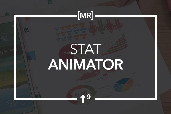 Stat Animator