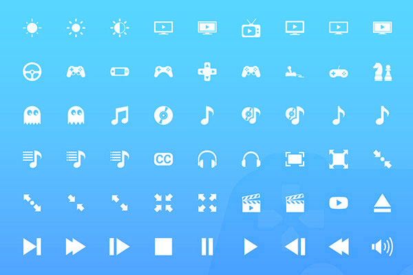 Icon Megapack Vector Edition