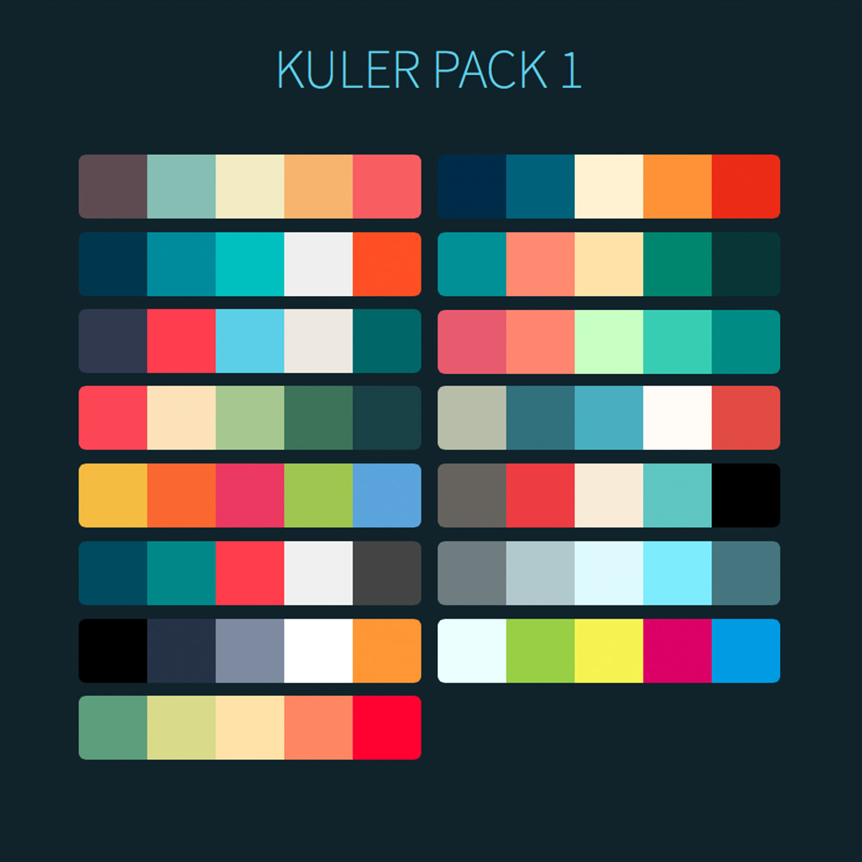 Kuler Pack 1