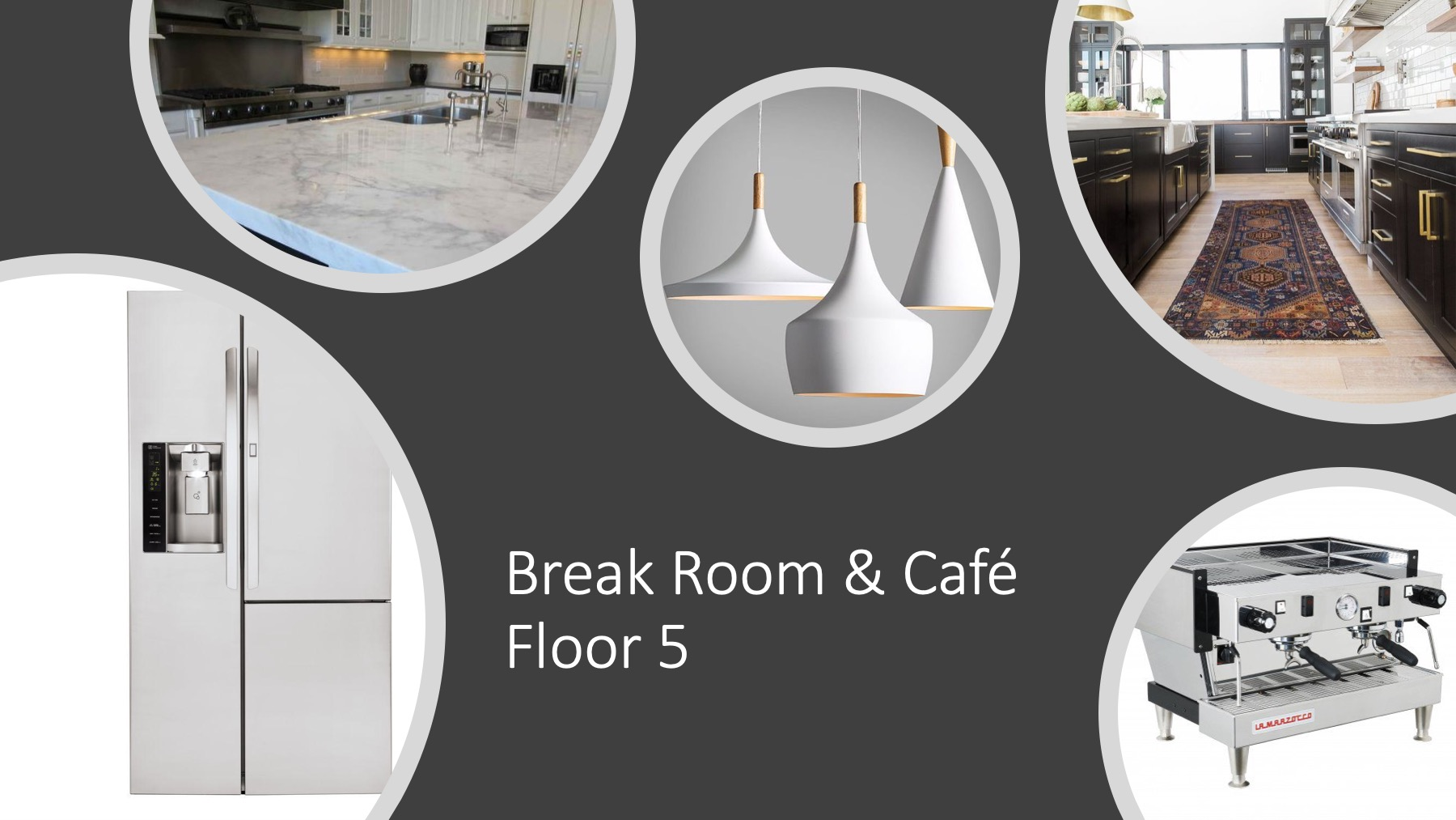examples of break room layout