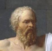 headshot of Socrates