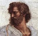 headshot of aristotle