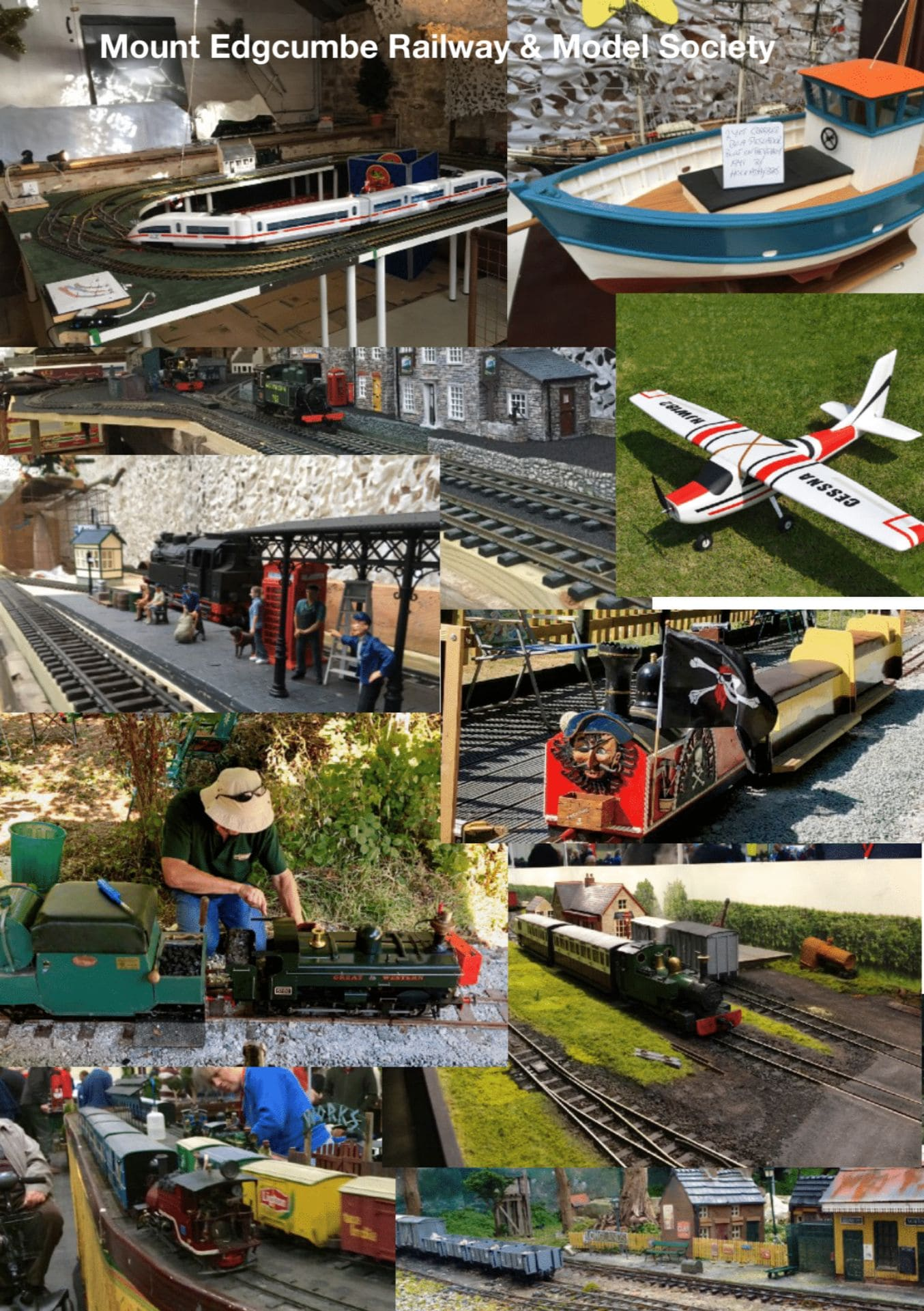 Inaugural Railway and Model Exhibition 2020